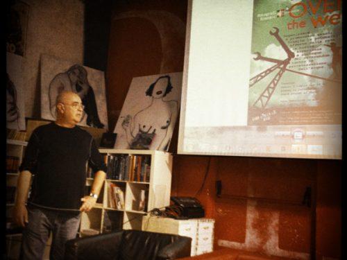 Helmut Newton al palazzo delle esposizioni: il 12/4 serata introduttiva, il 13 visione colletiva