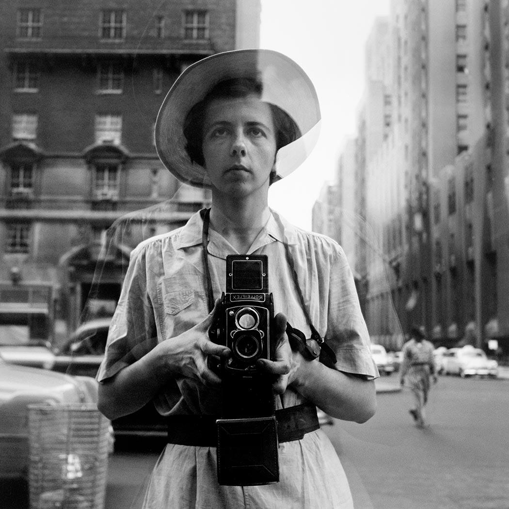 Raccontaci i tuo quartiere – La fotografa di strada Vivian Maier