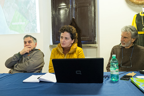Qualche scatto della Conferenza per l'istituzione del Monumento Antica Pyrgi