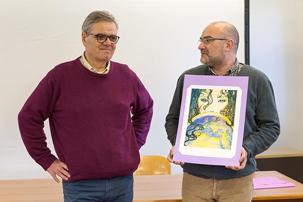 Giorgio Della Rocca e Luciano Ventura