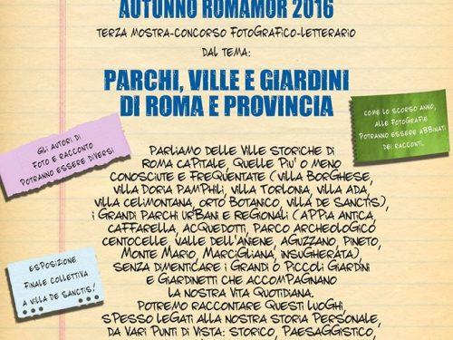 Mostra concorso 2016 a Villa De Santics