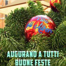 Buone feste e un felice 2018 da Fotografi Romamor