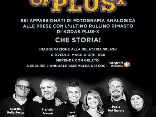 "Mostra ""My last roll of Kodak plusX"" e assemblea dei soci"